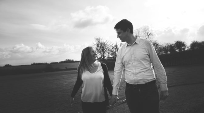 Stephen and Ellie's Engagement Shoot