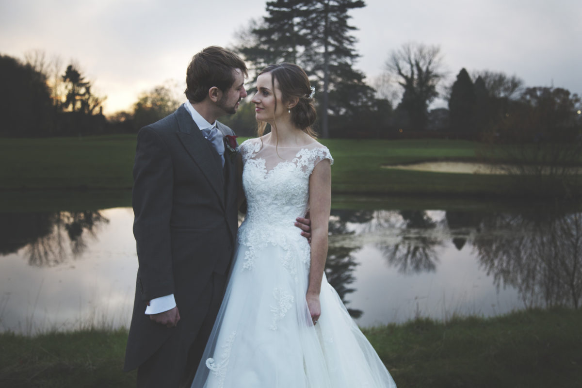 The wedding of Stephen to Beth